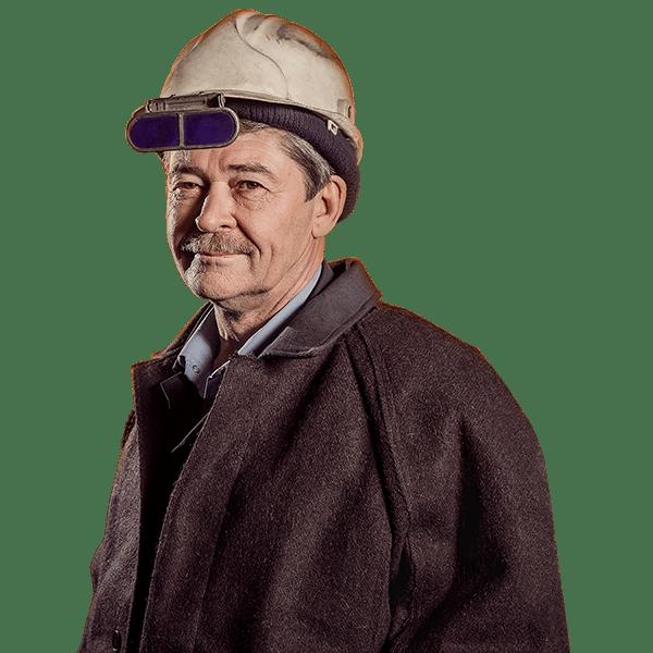 Ouvrier sidérurgique