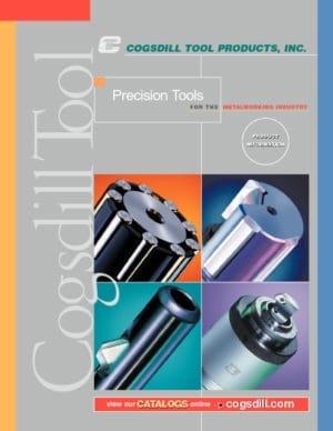 Brochure complète des outils de coupe Cogsdill