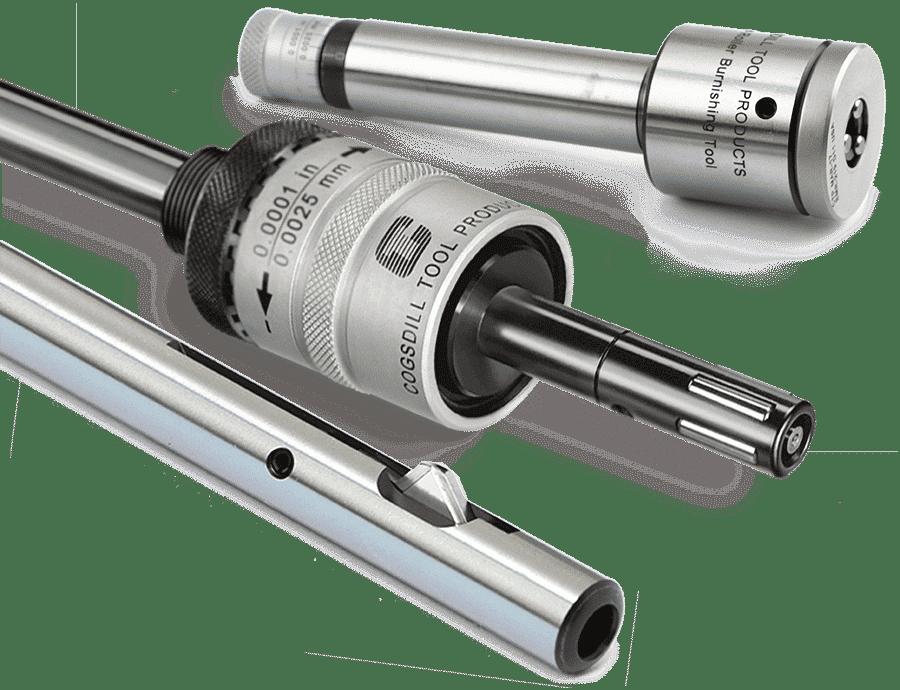 Outil de polissage à rouleaux et outils d'ébavurage par Cogsdill Precision Tooling