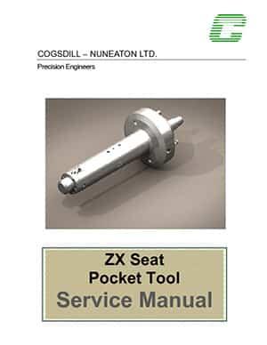 Manuel de maintenance de l'outil de poche pour siège de soupape MBT