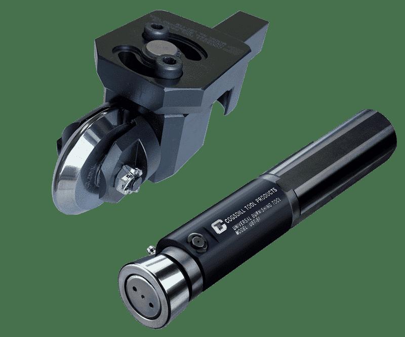 Universal Roller Burnishing Tools UBT-T & UBT-B de Cogsdill